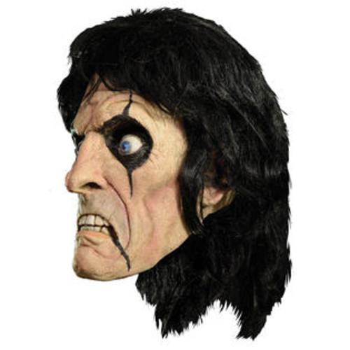 Alice Cooper Men's Alice Cooper Mask Black