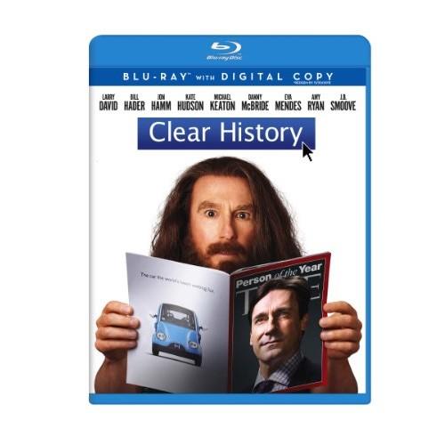 Clear History (Blu-ray + Digital Copy): Various: Movies & TV