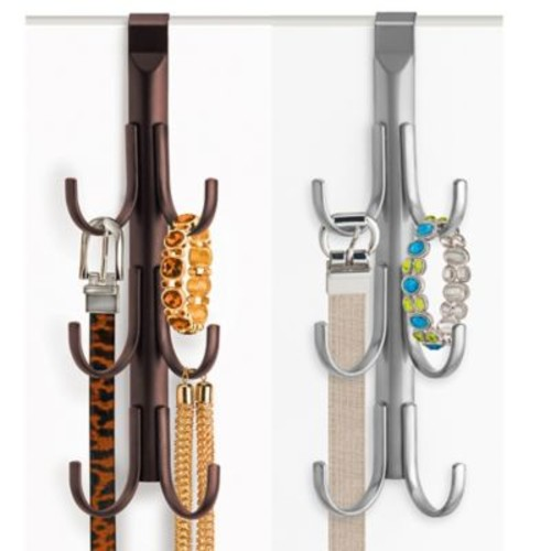 Lynk 2-pack Over-the-Door 6-Hook Hanger
