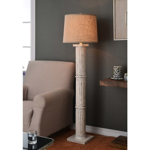 Design Craft Floor Lamps Tuscany Floor Lamp