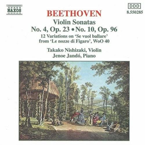 Various - Beethoven: Violin Sonatas Opp. 23 & 96