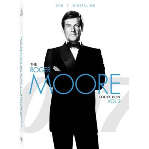 007: The Roger Moore Collection - Volume 2