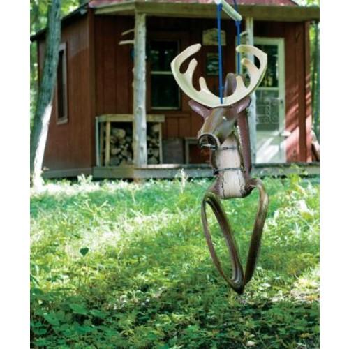 Backyard Big Buck Tire Swing