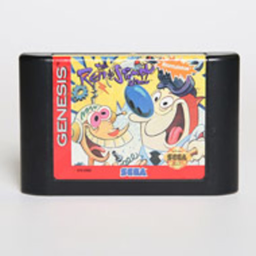 Ren & Stimpy [Pre-Owned]