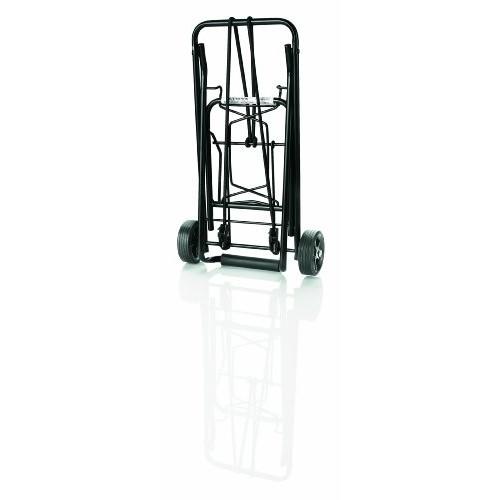 Travel Smart by Conair Folding Multi-Use Cart, Black [Black]