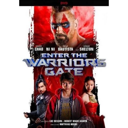 Enter the Warriors Gate [DVD] [2016]