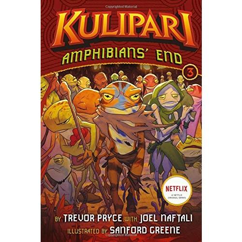 Amphibians End (A Kulipari Novel #3)