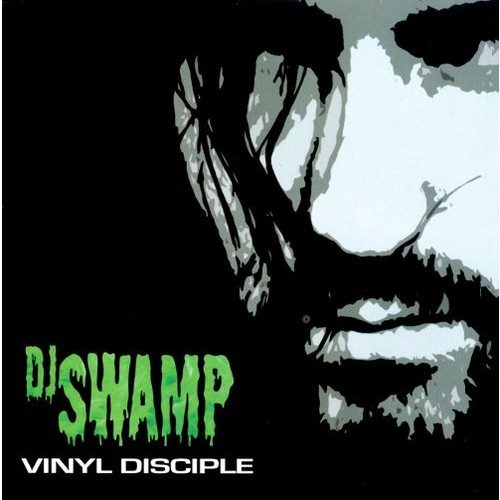 Vinyl Disciple [CD]