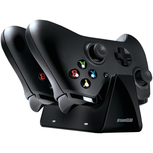 dreamGEAR Dual Charge Station for Xbox One Controllers