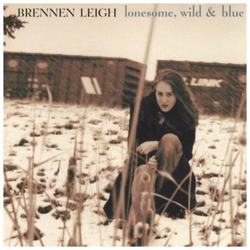 Lonesome, Wild & Blue CD (2003)