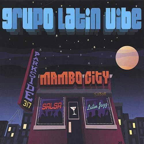 Mambo City [CD]