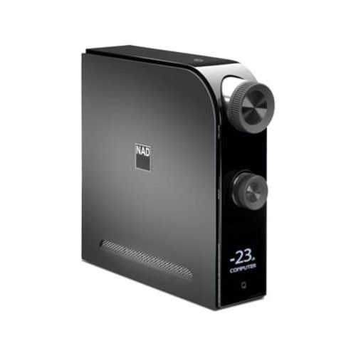 NAD D 7050 Direct Digital Network Amplifier with Wi-Fi, Bluetooth and Apple AirPlay