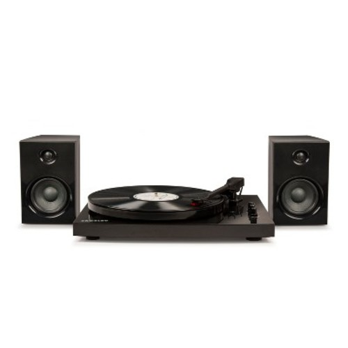Crosley T100A-BK Vinyl Turntable
