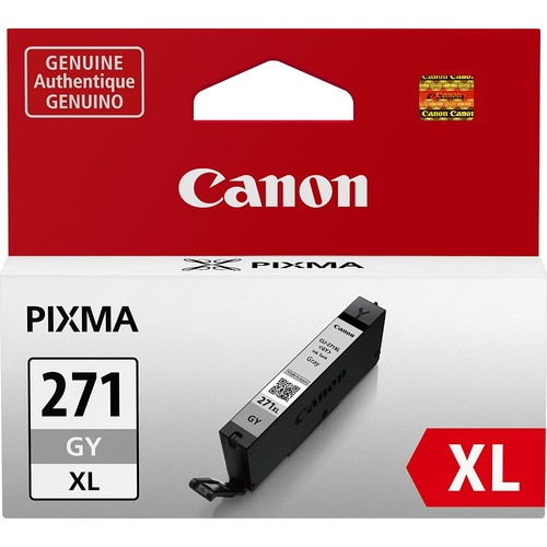 Canon - CLI-271 XL Ink Cartridge - Gray