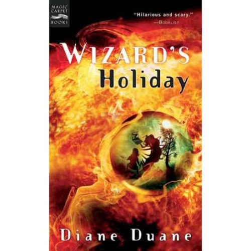 Wizard's Holiday : The Seventh Book in the Young Wizards Series