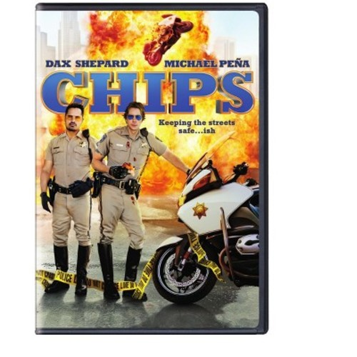 Chips [Blu-ray] [DVD] [Digital HD]