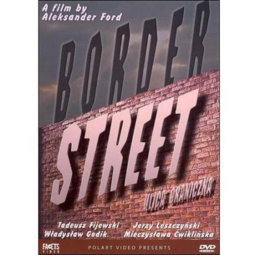 Border Street [DVD] [1949]