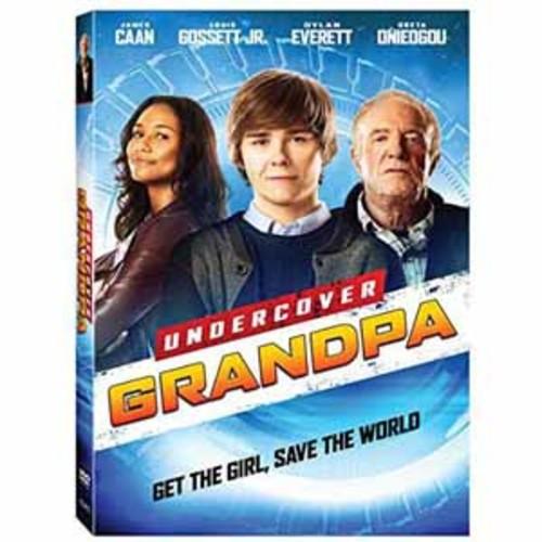 Undercover Grandpa [DVD]