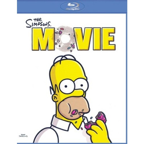 20th Century Fox Home Entertainment The Simpsons Movie (Blu-ray)