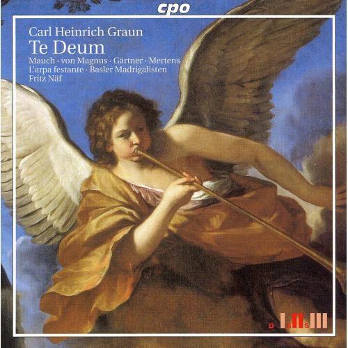 Te Deum & Motets - CD