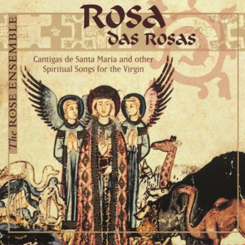 Rosa das Rosas [CD]