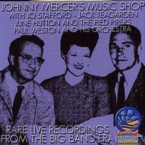 Johnny Mercer's Music Shop, Vol. 2 [CD]
