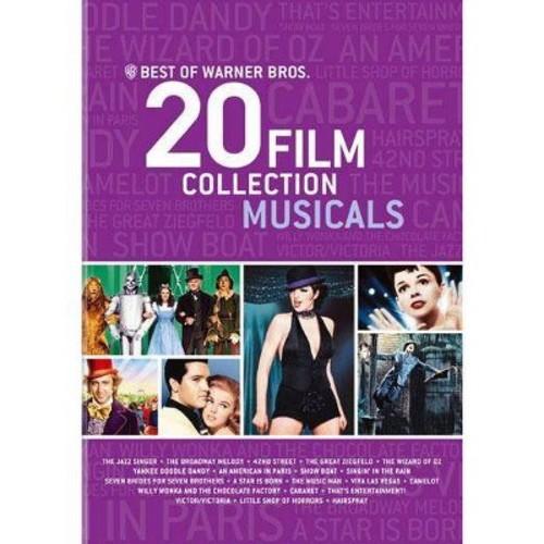 Best of Warner Bros-20 Film Collection Musicals