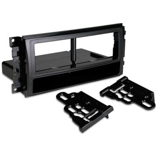 Metra 99-6511 Dash Kit Fits select 2007-up Chrysler, Dodge, Jeep, and Mitsubishi vehicles  single-DIN radios