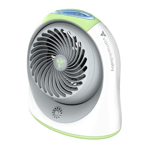 Vornadobaby Breesi LS Nursery Air Circulator, w/ Light \u0026 Sound