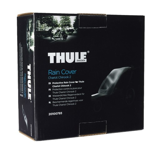 Thule Active with Kids Rain Cover - Chariot Chinook 2 Compatibility