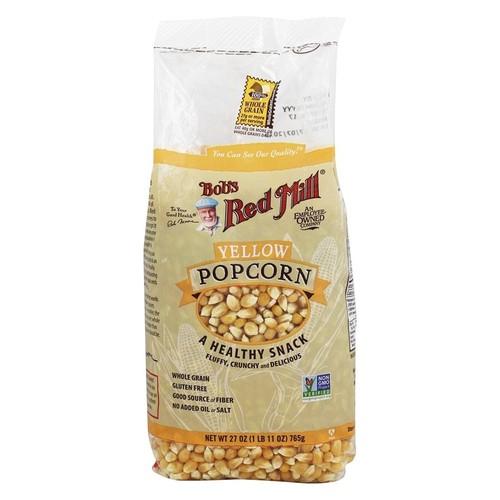 Gluten Free Yellow Popcorn Kernels - 27 oz.