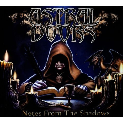 Notes from the Shadows [CD]