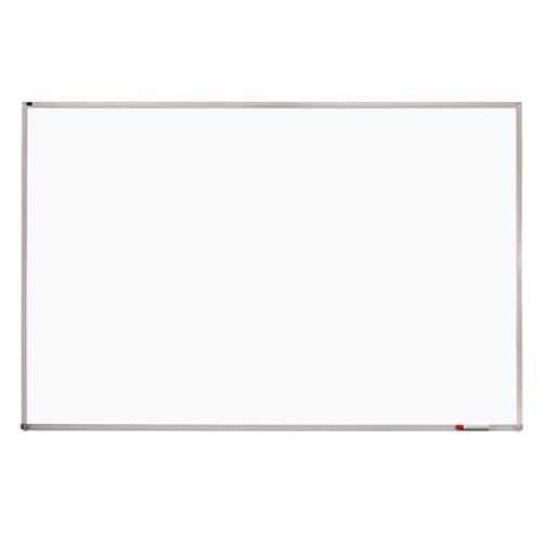 Quartet Porcelain Magnetic Dry-Erase Board With Aluminum Frame, 48