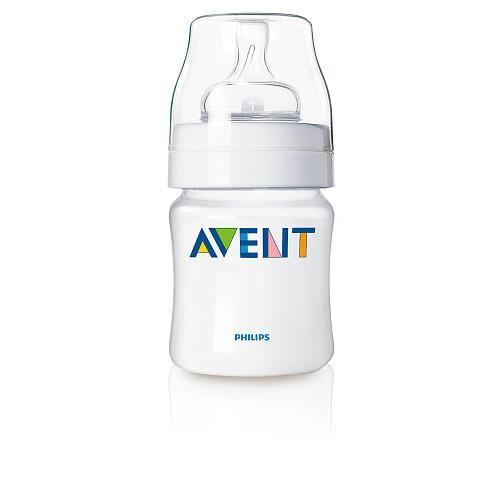 Avent Philips 4 Ounce BPA Free Classic Polypropylene Bottle