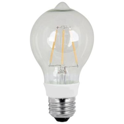 Feit Electric 60W Equivalent Soft White (2200K) AT19 Dimmable LED Vintage Style Light Bulb (Case of 12)