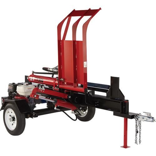 NorthStar Horizontal Log Splitter with Log Lift  37-Ton, 389cc Honda GX390 Engine