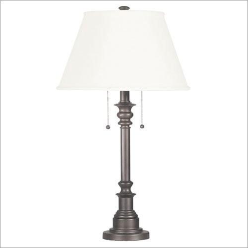 Kenroy Home 30437BRZ Spyglass Table Lamp- Bronze Finish