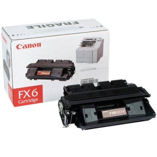 Canon USA 1559A002AA FX-6 Toner Cartridge [Laser - Black]