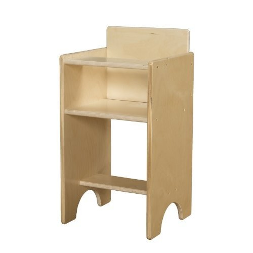 Wood Designs WD81100 Doll High Chair