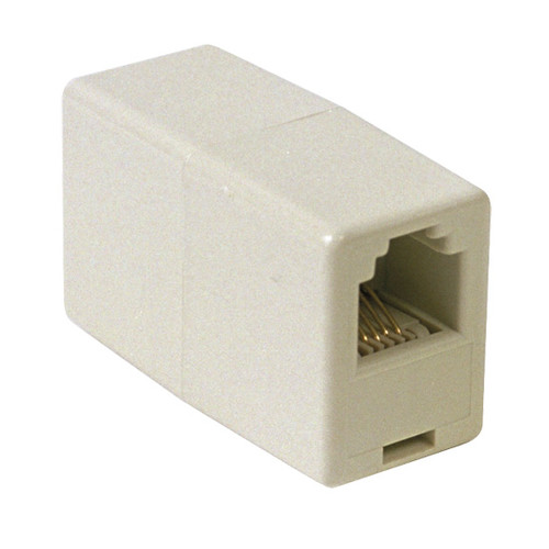 RCA In-Line Phone Cord Coupler