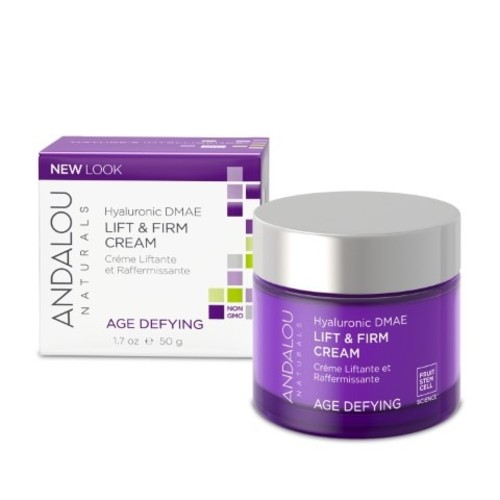 Andalou Naturals Hyaluronic DMAE Lift & Firm Cream 1.7 oz