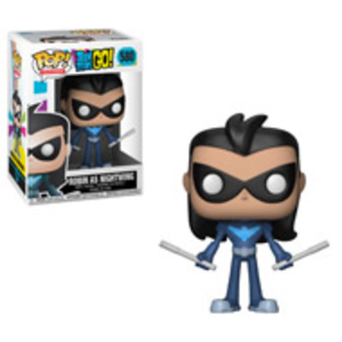 POP! TV: Teen Titans Go! - Robin as Nightwing