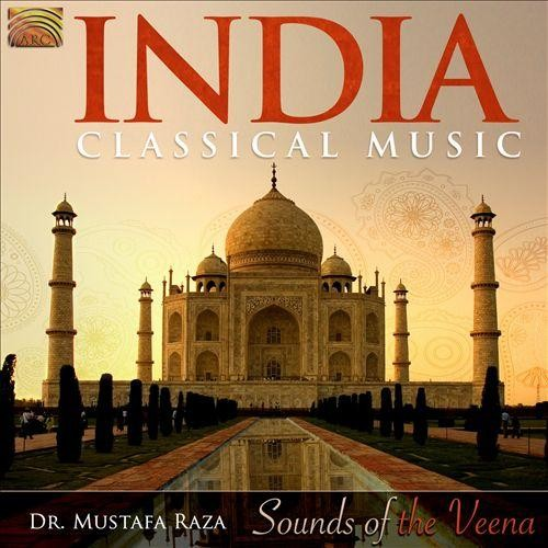 India Classical Music: Sounds Of The Veena [CD]