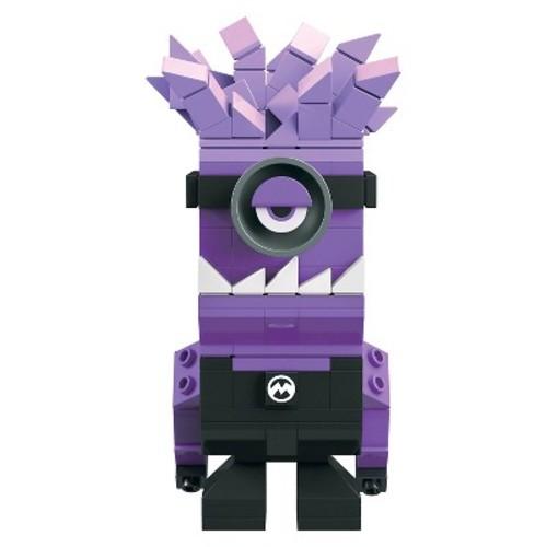 Mega Bloks Kubros Despicable Me Evil Minion Building Set