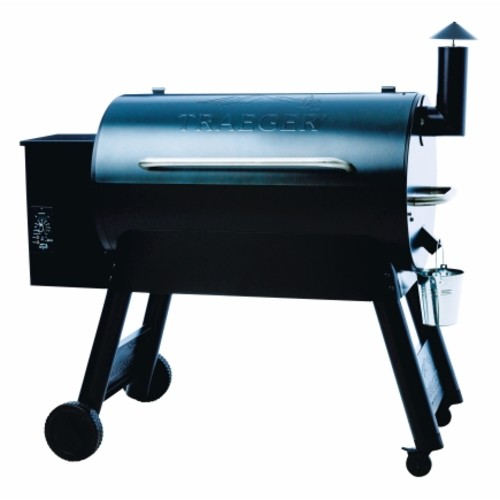 Traeger Pro Series 34 Wood Pellet Grill Blue 36000 BTU