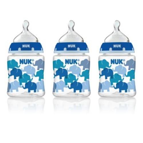 NUK 3-pk. 5-oz. Orthodontic Bottles