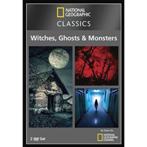 National Geographic Classics: Witches, Ghosts And Monsters (Widescreen)