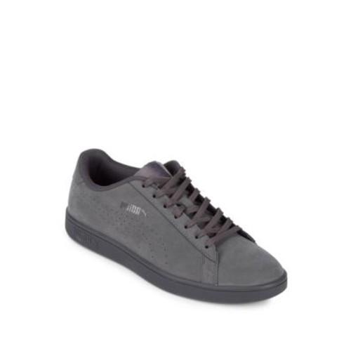PUMA - Smash Leather Sneakers