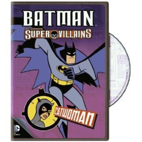 Batman Super Villains: Catwoman [DVD]