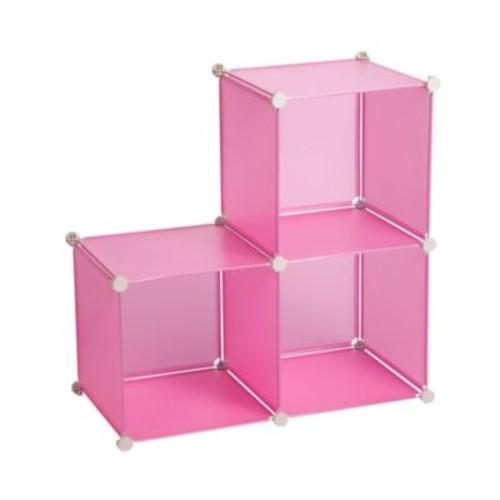 Honey Can Do 3 Modular Storage Cubes